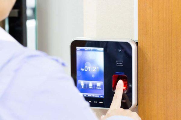 Serrures électronique - serrure biométrique